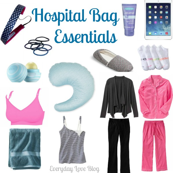 Baby #2} What's in my hospital bag? - Leah With Love