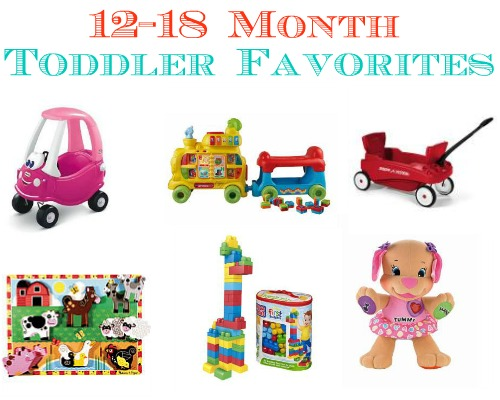 Toys For One Month : Favorite toddler toys years old leah with love
