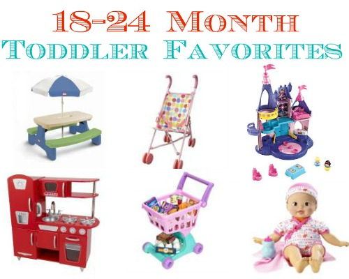12 Month Olds Toys For Bouncing : Favorite toddler toys years old leah with love