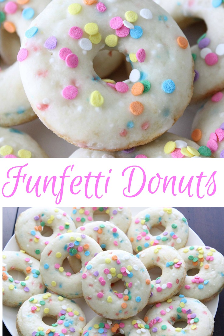 Can You Make Baked Donuts With Cake Mix
